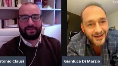 Photo of Di Marzio a Cosenza Channel Interview: «Quel Lupi Lupi Lupi indimenticabile»