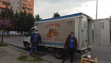 Photo of Fratelli Maione, donazione di viveri e alimenti primari a Terra di Piero e Padre Fedele