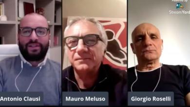 Photo of Meluso e Roselli a Cosenza Channel Interview: «La Coppa del 2015 e la birra di Como»