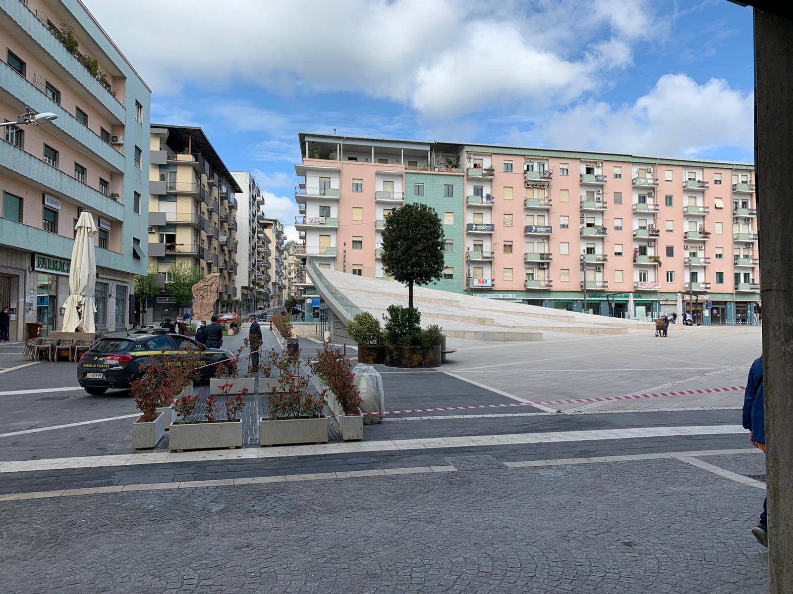 Piazza Bilotti restituita al Comune di Cosenza: ecco il provvedimento