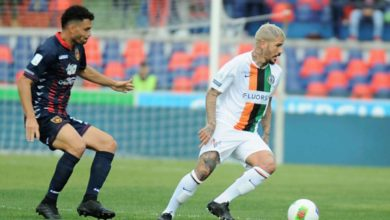 Photo of Vacca del Venezia è il primo calciatore positivo al Covid-19 in Serie B