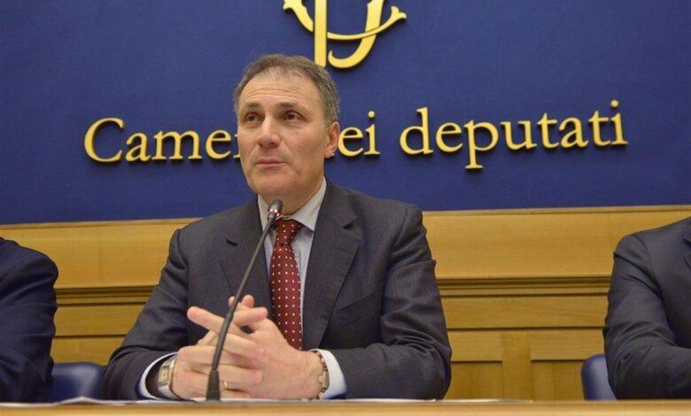 Alessandro Pagano, deputato della Lega