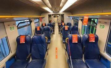 Calabria, 12 nuovi treni sulle tratte Jonica e Tirrenica