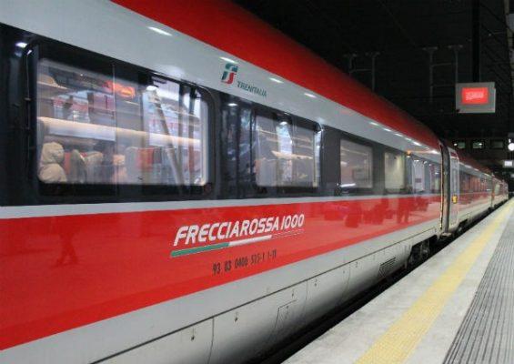 Dopo Italo ecco il Frecciarossa di Trenitalia: dal 3 giugno nuove opzioni