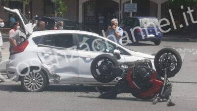 Photo of Cetraro, incidente spettacolare lungo la statale. Coinvolti in due, traffico rallentato