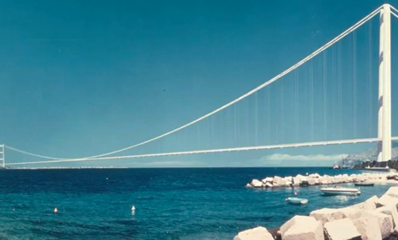 Photo of Riecco l'idea del Ponte sullo Stretto, la saga fantasy preferita dai politici