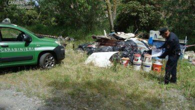 Photo of Abbandono e gestione illecita di rifiuti: sequestri a S.Nicola Arcella e Buonvicino