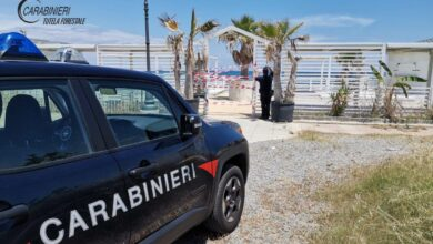 Photo of Mandatoriccio: sequestrato stabilimento balneare