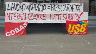 """Photo of Dipendenti della ditta """"L'Ambiene Srl"""" invocano i loro salari"""
