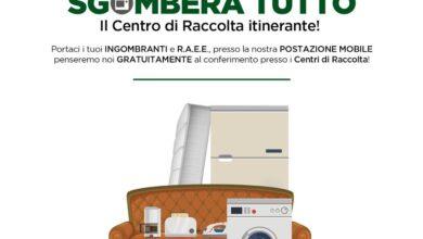 """Photo of Corigliano-Rossano, raccolta gratuita degli """"ingombranti"""""""