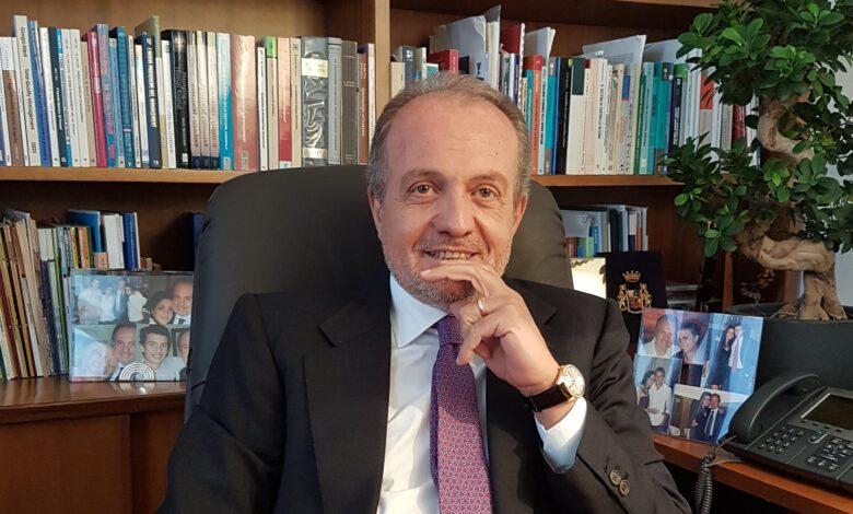 Francesco Bevere, 64 anni, nuovo direttore generale dipartimento salute calabrese