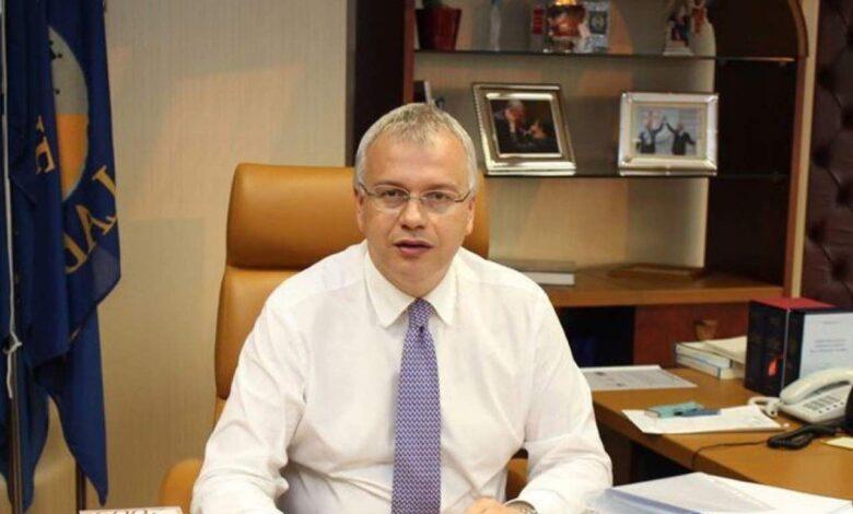 Francesco Talarico, aassessore al Bilancio della Regione Calabria