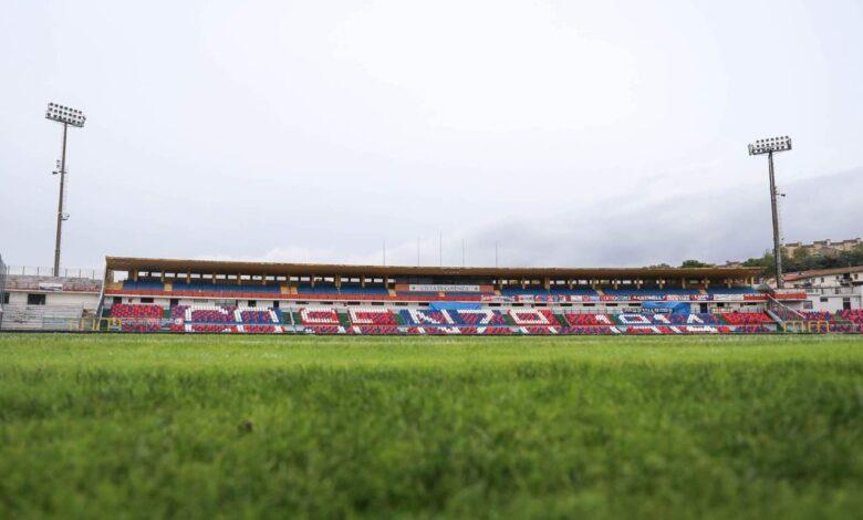 Lo stadio San Vito Gigi Marulla di Cosenza