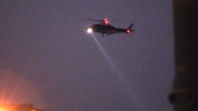 Photo of 'Ndrangheta a Cosenza, il video dell'elicottero che ha squarciato il silenzio della notte
