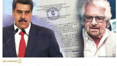 Photo of Abc, dalla Spagna: «Maduro finanziò il M5S nel 2010»