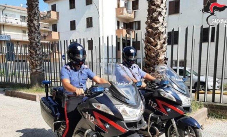Movida di Schiavonea, controlli a tappeto dei carabinieri