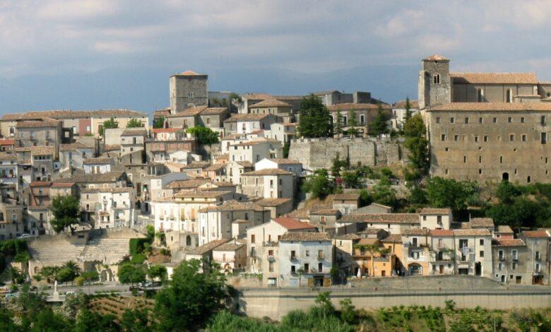 Il borgo di Altomonte
