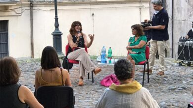 Photo of Ritanna Armeni a Cosenza ospite della Fondazione Premio Sila