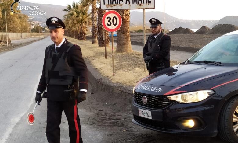 Carabinieri Scalea Praia a Mare