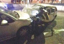 Photo of Incidente frontale nel sottopassaggio tra Piazza Europa e Via degli Stadi
