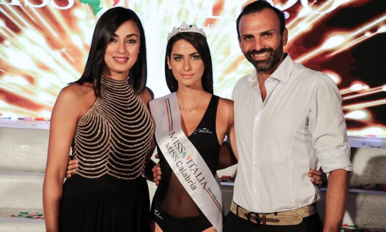 Miss Calabria tra Linda Suriano e Carmelo Ambrogio
