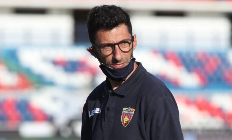 Roberto Occhiuzzi in Cosenza-Perugia