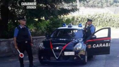 Photo of Tentato furto aggravato, arrestate due persone a Mendicino