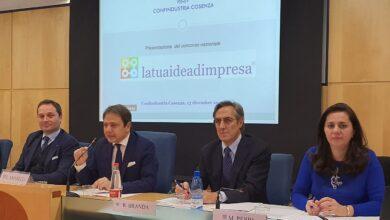 """Photo of Al Liceo """"Fermi"""" di Cosenza la vittoria del concorso latuaideadimpresa promosso da Confindustria"""