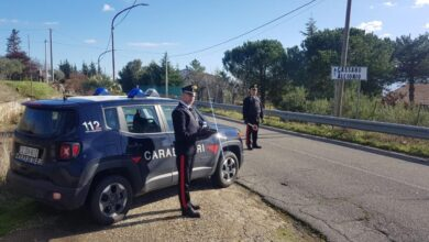 Photo of Cassano, evade dai domiciliari, arrestato 50enne