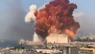 Photo of Esplosione a Beirut: si contano morti e feriti