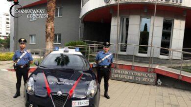 Photo of Rende, i Carabinieri salvano un giovane che cercava di suicidarsi
