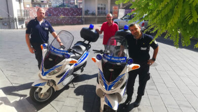 Photo of Saracena, la polizia locale in sella agli scooter