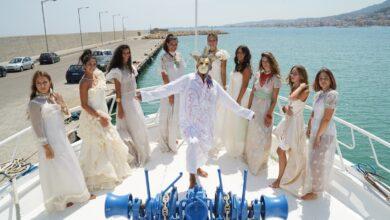 Photo of Cariati, Claudio Greco omaggia Nettuno con le sue spose