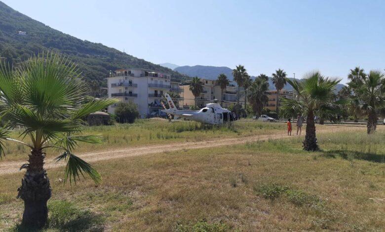 Elisoccorso a Torremezzo, malore per un bagnante: muore un 67enne