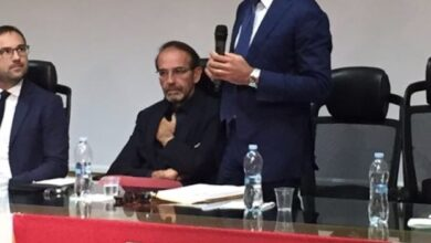 "Photo of Franz Caruso: "" I socialisti sono pronti alla ripartenza"""