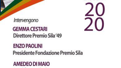 Photo of Premio Sila '49: martedì 4 agosto i dieci titoli finalisti dell'edizione 2020