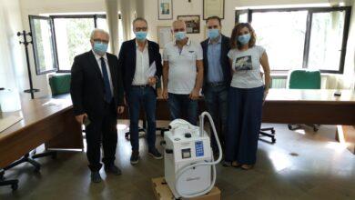 Photo of Casali del Manco, il comune dona un sanificatore all'Azienda Ospedaliera di Cosenza