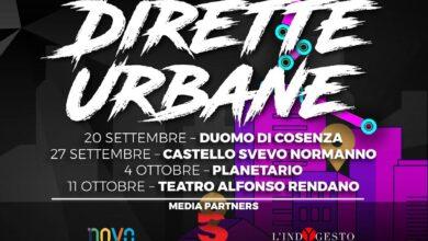 """Photo of """"Dirette Urbane"""", quattro eventi con dj e artisti per valorizzare il territorio"""