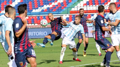 Photo of Cosenza-Virtus Entella: la fotogallery di Salvatore Mannarino