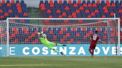 Photo of Cosenza-Alessandria 3-1 dopo i calci di rigore. Falcone ne para tre