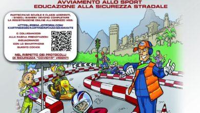 """Photo of Diamante, """"Karting in piazza"""" per l'avviamento dei bambini all'educazione stradale"""