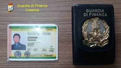 Photo of Cosenza, arrestato falso finanziere: ecco tutti i dettagli