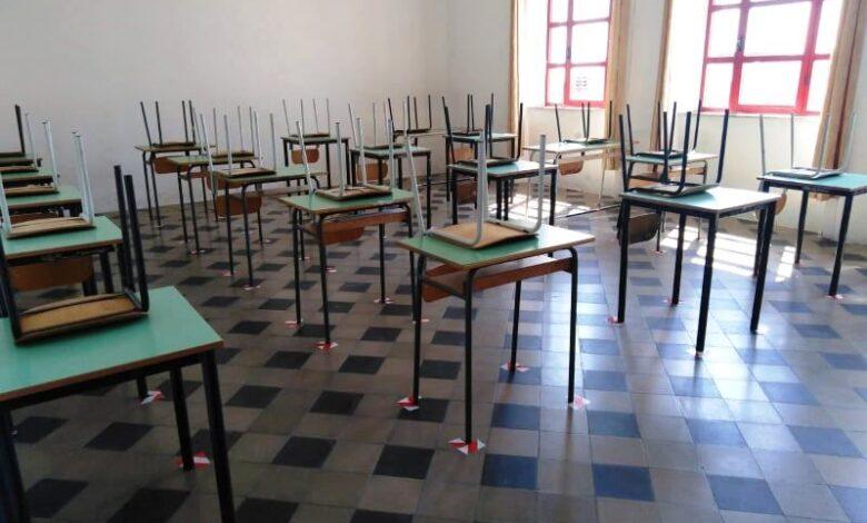 Alunni e genitori infetti a Rende, chiuse tre scuole e sospese due classi