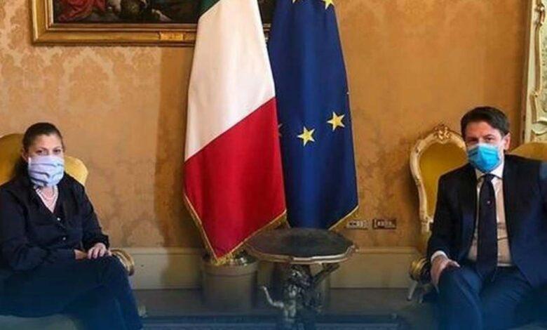 Addio Santelli, il cordoglio del premier Giuseppe Conte