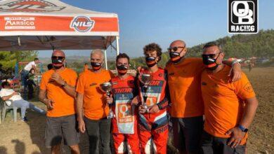 Photo of Motocross, doppio successo per l'OB Racing Cosenza