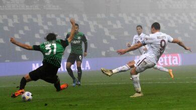 Photo of Serie A, gol e spettacolo in Sassuolo-Torino. Il Napoli vince il derby campano