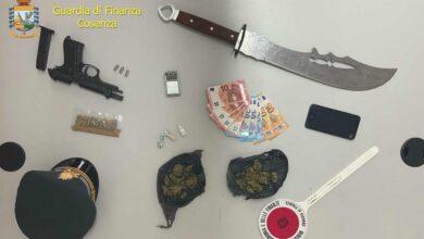 Photo of Corigliano Rossano, armi e droga: un arresto della Finanza