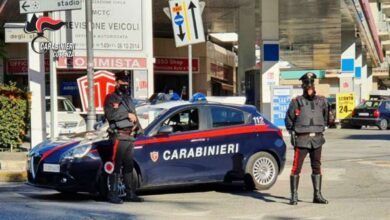 Photo of Cosenza, non rispetta il coprifuoco ed evade dai domiciliari: arrestato