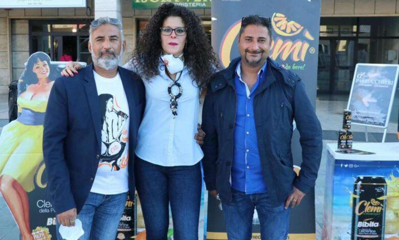 Marketing, sport e spettacolo per promuovere l'azienda che punta al meglio dei clementini di Calabria