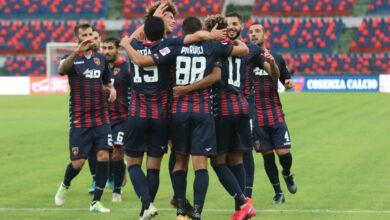 Photo of Cosenza-Monopoli 2-1: il tabellino del match di Coppa Italia